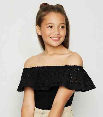 a89e88e425f6cd Girls' Tops | Tops For Teenage Girls | New Look