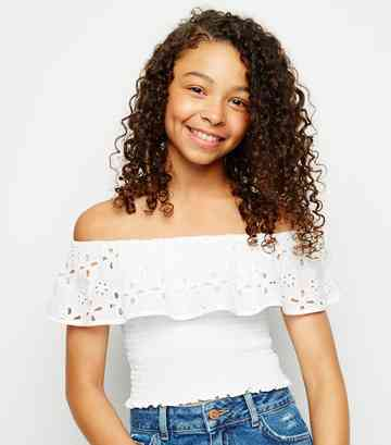 25b097cc6d5 Girls' Tops | Tops For Teenage Girls | New Look