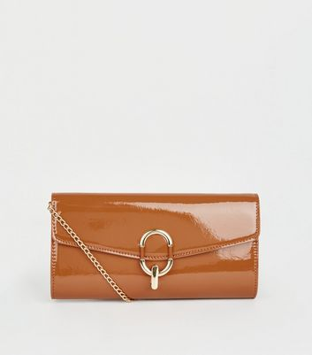 Rust Patent Ring Clutch