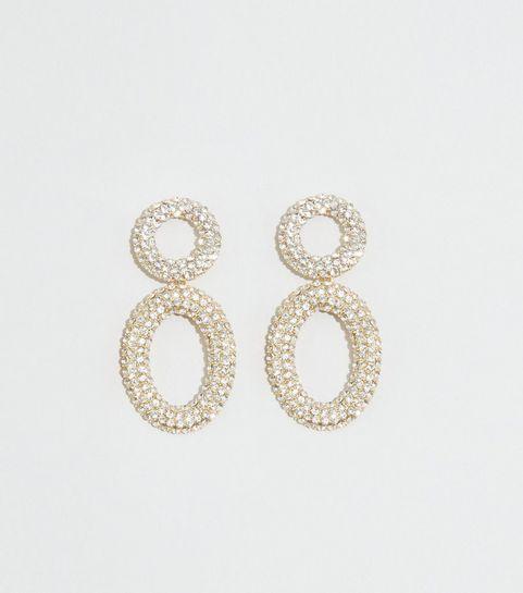 3d24bd60f Earrings | Stud, Cross, Long & Tassel Earrings | New Look