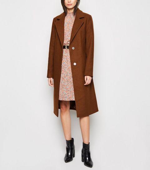 99b184279 Manteaux Femme | Manteaux hiver, longs & fourrure | New Look
