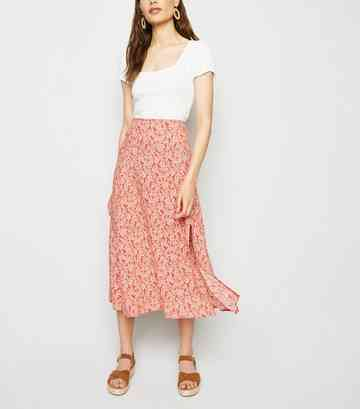 59284b393 Printed Skirts | Patterned Skirts | New Look