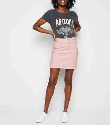 bb3be6fba156 Women's Denim Skirts | Jean Skirts | New Look