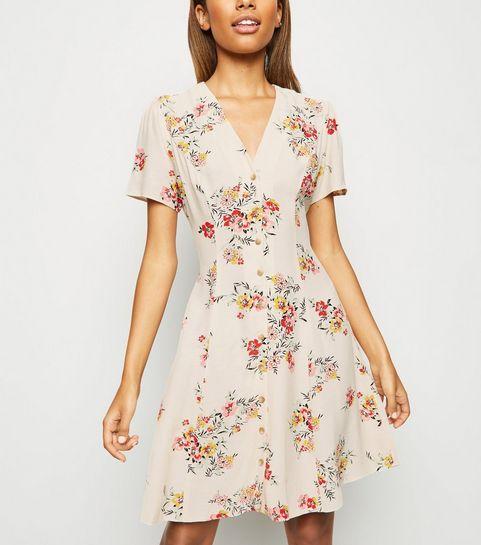 bac18790 Floral Dresses | Floral Print Maxi & Midi Dresses | New Look