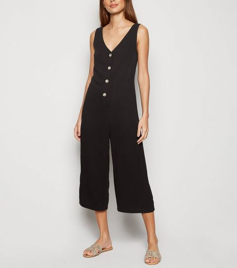 7a36ac2085 Jumpsuits & Playsuits | Long Sleeve Jumpsuits | New Look