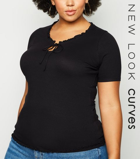 9cdc7fae0c64b3 Women's Plus Size Clothing | Tops, Dresses & Jeans | New Look
