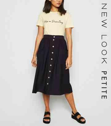 660a23ac59 Petite Skirts | Petite Mini, Maxi & Midi Skirts | New Look