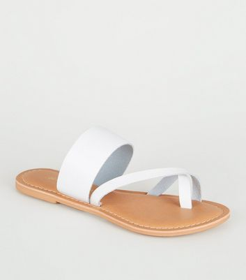 WomenSandals For Shoes New Look Leather f6ybgY7