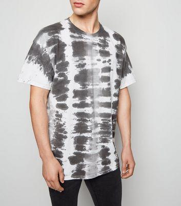 Shirt T-shirt Schwarz Rosa Rot Gemustert New Paris Kleidung & Accessoires