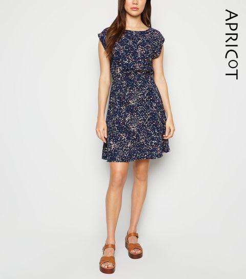 2202cc4b378f Navy Dresses | Navy Blue Maxi & Midi Dresses | New Look