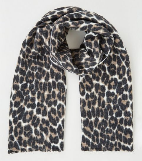 7724e2156e7cb Women's Scarves | Lightweight & Leopard Print Scarves | New Look