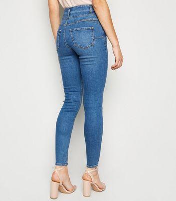 Light Blue Denim Jean large-Next taille 12 Regular Vêtements, accessoires