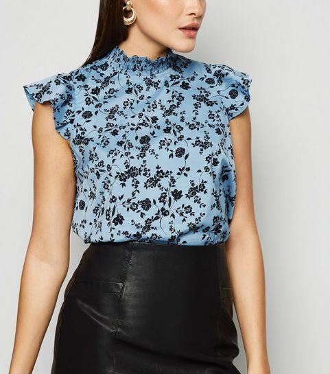 44b9c50cb3c Women's Blouses   Chiffon & Tie Neck Blouses   New Look
