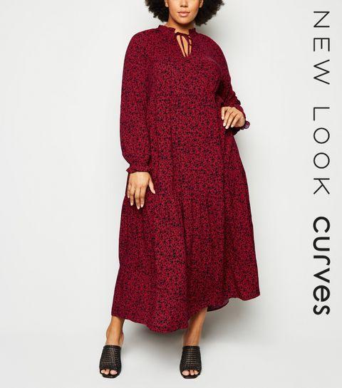 b2449ec02825a Plus Size Dresses | Plus Size Maxi & Midi Dresses | New Look