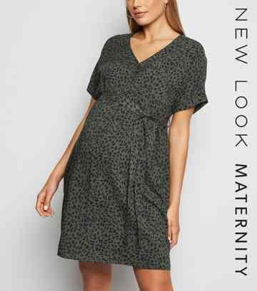 cd1fac03156ab Maternity Dresses | Maternity Maxi & Midi Dresses | New Look