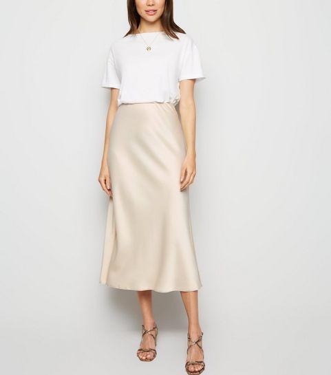 3a9ef4b54f Midi Skirts   Pleated Midi and A-Line Midi Skirts   New Look