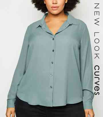 a9d69b4e6666ac Women's Plus Size Clothing | Tops, Dresses & Jeans | New Look