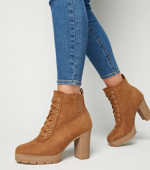 4f7394d2b76 Women's Wide Fit Boots | Wide Calf Boots & Wide Boots | New Look