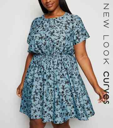 76e7d4b7b705 Plus Size Dresses | Plus Size Maxi & Midi Dresses | New Look