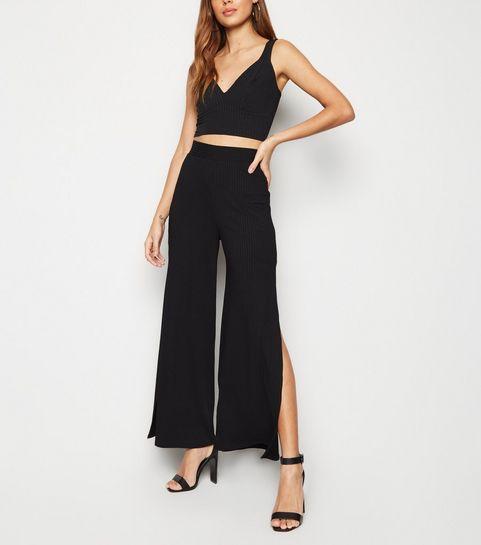 9275d1cb07e8 Women's Wide Leg Trousers | Palazzo Pants | New Look