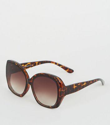 SunglassesOversizedamp; Women's Look Round Women's New SunglassesOversizedamp; cRSL5A4q3j