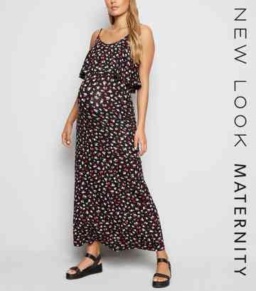 bce6dee6ab5da3 Maternity Dresses   Maternity Maxi & Midi Dresses   New Look