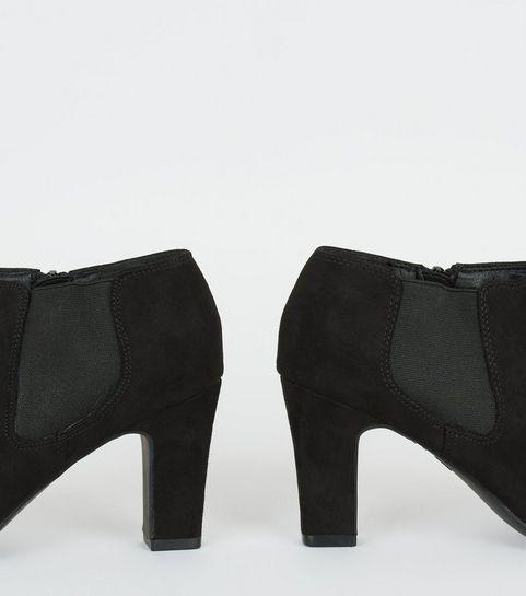 f5b8d7e1945 Wide Fit Heels | Wide Fit Block Heels & Wide Fit High Heels | New Look