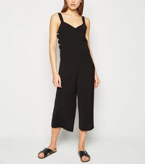 40d425e68b159 Jumpsuits & Playsuits | Culotte Jumpsuits & Rompers | New Look