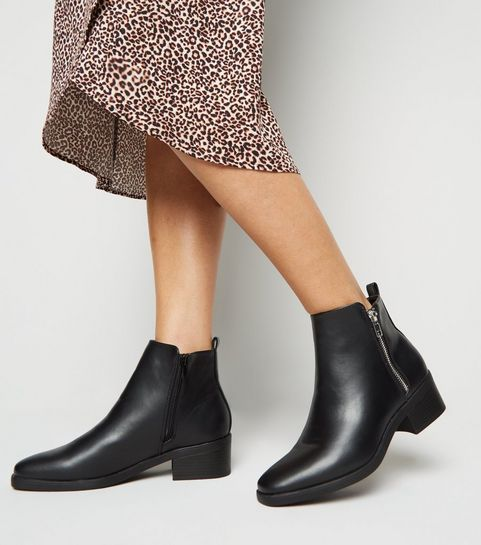 331e29010cd0a Ankle Boots | Womens Heeled Ankle Boots | New Look
