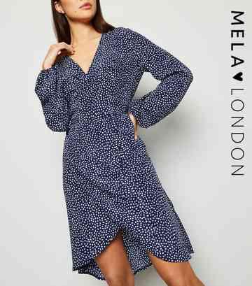 6e44a2a398f Long Sleeve Dresses | Long Sleeve Mini & Maxi Dresses | New Look