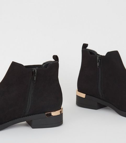 8564a3106cd Ankle Boots | Womens Heeled Ankle Boots | New Look