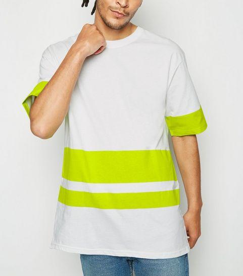 ef633ef2f Men's Tops & T-Shirts | Plain T-Shirts & Vest Tops | New Look