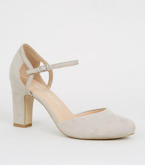 7ad3da2e8 Chunky Heels | Chunky Heel Shoes & Sandals | New Look