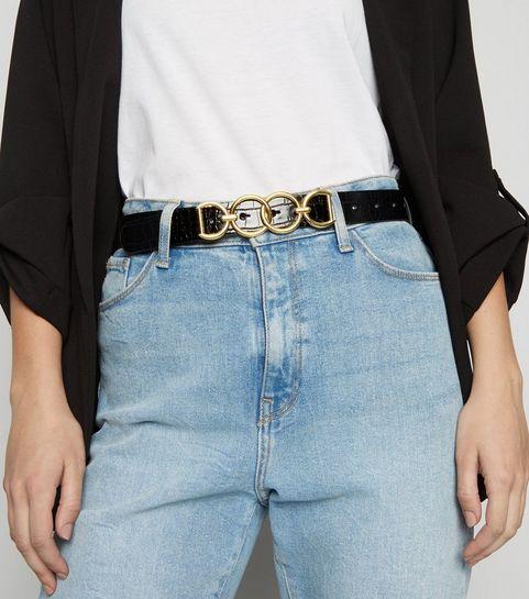 1770db68d Women's Belts   Waist Belts, Chain Belts & Leather Belts   New Look