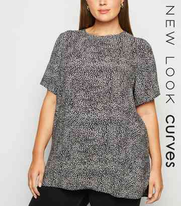 697315812c6f Plus Size Tops   Plus Size Blouses & Shirts   New Look