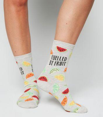 Lemon Orange Kiwi Fruit Athletic Tube Stockings Womens Mens Classics Knee High Socks Sport Long Sock One Size Abbigliamento sportivo