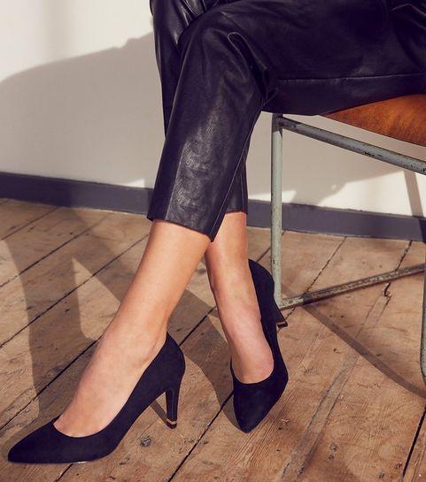 d5cca1bbcb3 Court Shoes | Block Heel Court Shoes & Court Heels | New Look