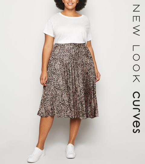 0d4123ac8a Plus Size Skirts | Plus Size Midi & Mini Skirts | New Look