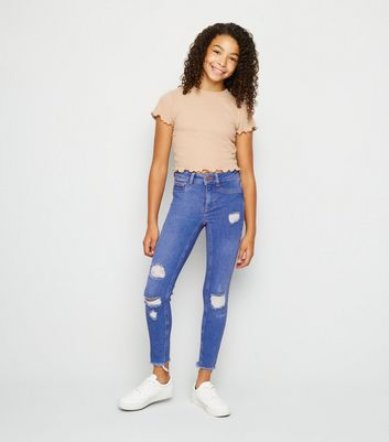 New Look Girls Jeans