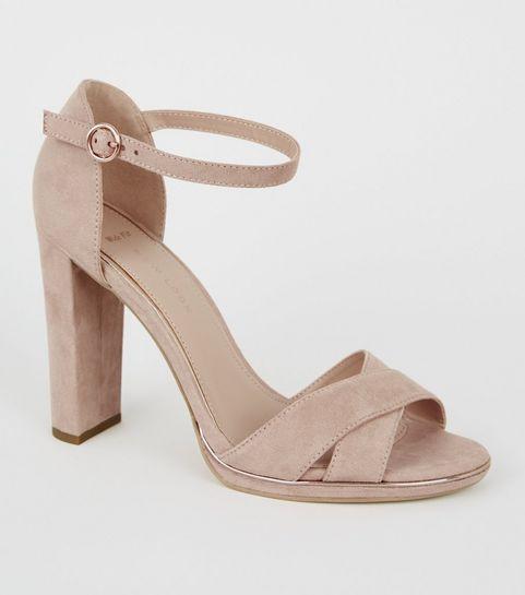 2775226f2be High Heel Shoes | Closed & Peep Toe Heels | New Look