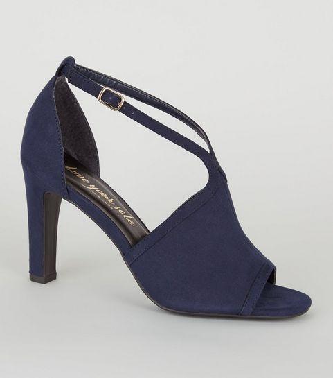 b3195629c1370 Block Heels | Womens Block Heel Shoes | New Look