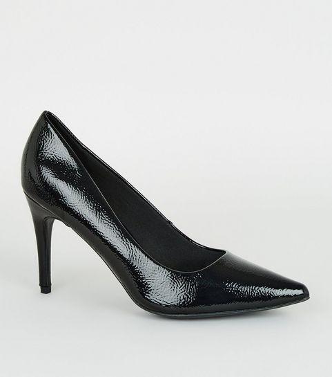 b8d33eda140 Court Shoes | Block Heel Court Shoes & Court Heels | New Look