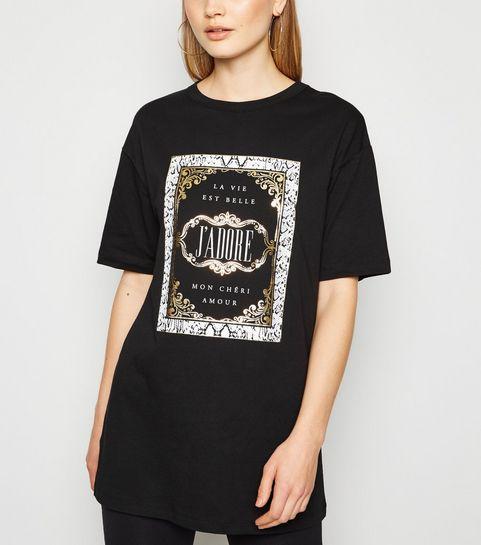 d9e2c5504 Slogan Tees | Slogan & Logo T-Shirts | New Look