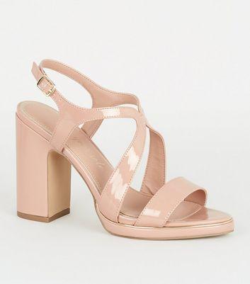 TalonsRose Roses Pâle Clairamp; Look New Chaussures À lFT3cK1J