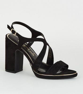 New Sandaletten DamenSommerschuhe Sandaletten Sandaletten Look DamenSommerschuhe New Look 4j5RLAq3