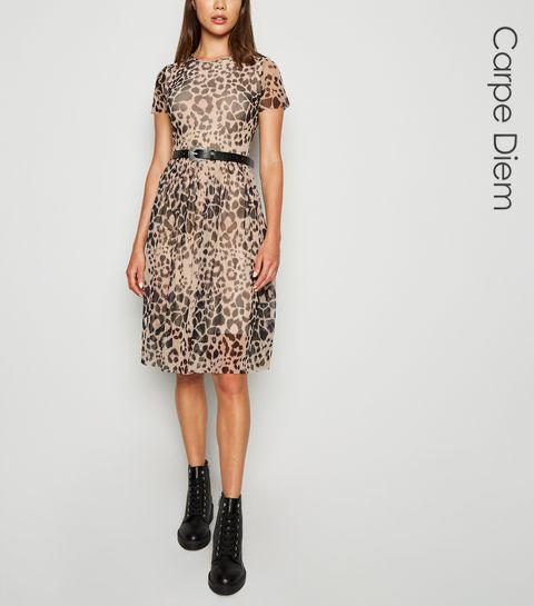 795608d79699c Skater Dresses   Midi Skater & Fit and Flare Dresses   New Look