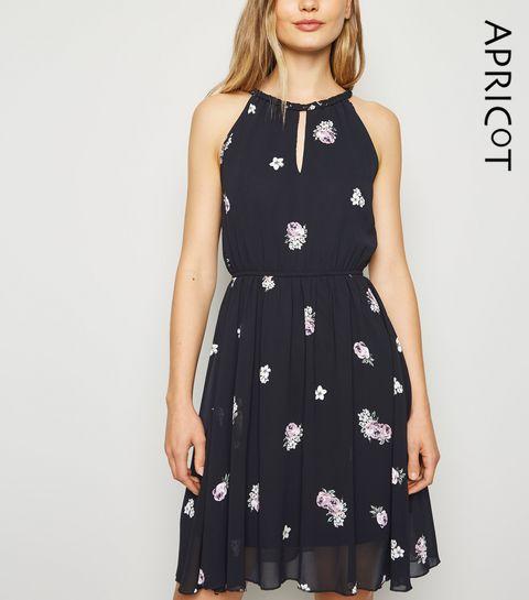 477045ced0375 Women's Skater Dresses | Black Skater Dresses | New Look