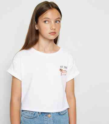 647fdb64dc03 Girls' T-Shirts   T-Shirts for Teenage Girls   New Look