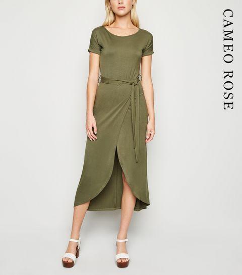 9a1f222170a940 Green Dresses | Emerald Green Dresses & Khaki Dresses | New Look