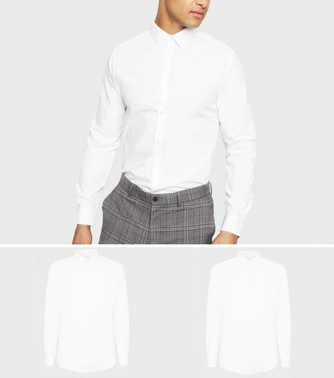 fbe2855dce0 Men's Shirts | Shirts For Men | New Look